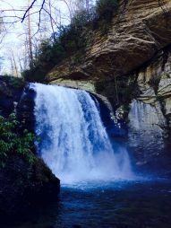 Looking Glass Falls, NC